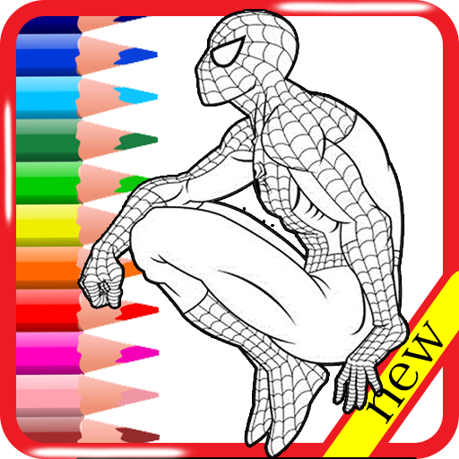 coloringo for spider man waw