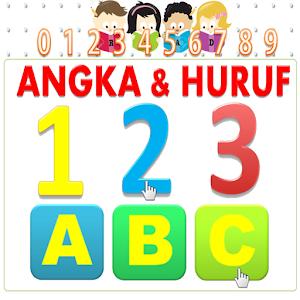 Belajar Angka dan Huruf for PC and MAC