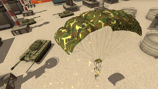 Air Force Shooter 3D - Helicopter Games screenshots 2