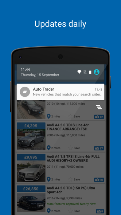 Auto Trader - New & used cars- screenshot