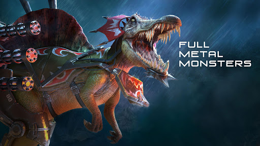 FULL METAL MONSTERS  code Triche 1