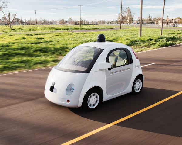 Graduation Day: Self-Driving Cars