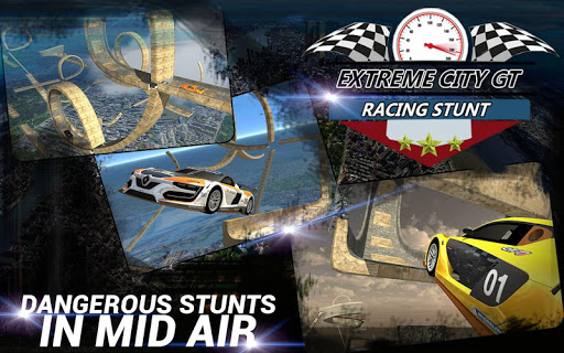 Extreme City GT Racing Stunts