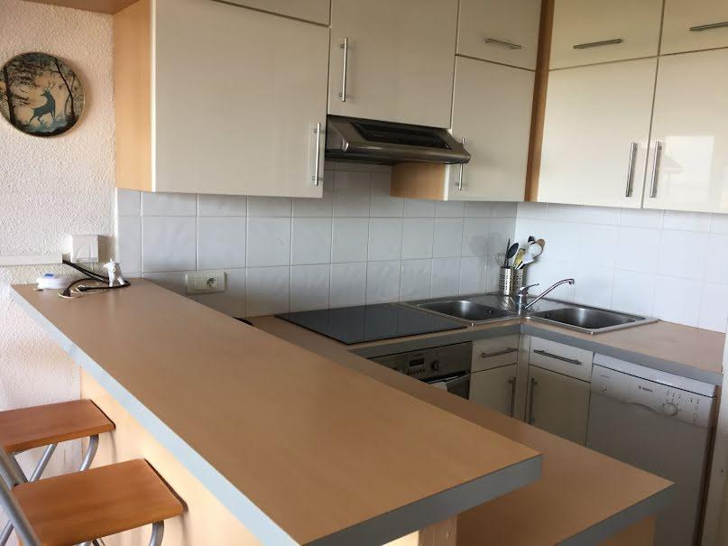 Location meublée studio 1 pièce 26 m² à Antibes (06600), 650 €