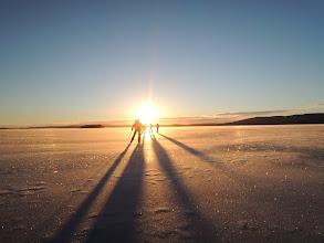 Photo: 019 Skating to the sun