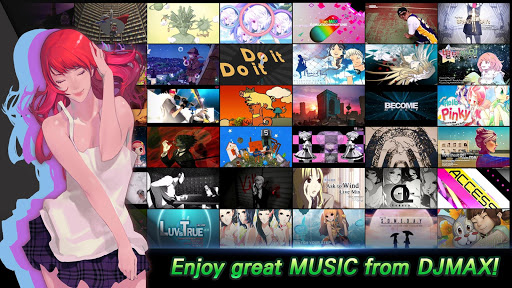 DJMAX TECHNIKA Q - Music Game 1.0.36 screenshots 5