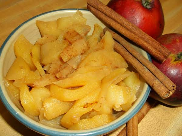 Cinnamon Apple Packets Recipe