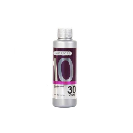 agua oxigenada morfose crema 30v 150ml