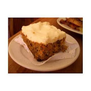 Plain Honey Cake