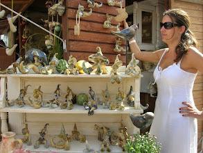 Photo: Kerámia figurák