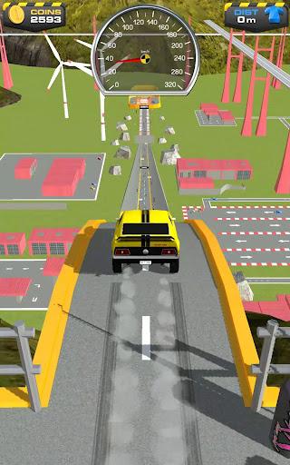 Ramp Car Jumping screenshot 12
