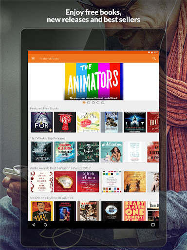 Audio Books by Audiobooks Screenshot