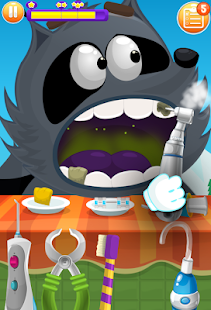 Doctor Teeth Dentist-  Racoon Boy Yetti- screenshot thumbnail