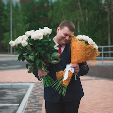 Wedding photographer Daniil Gurev (beam). Photo of 13.06.2015