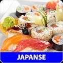 Japanse recepten app nederlands gratis icon