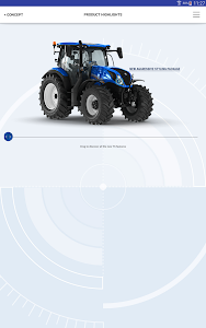 New Holland Ag. T6 range App screenshot 9