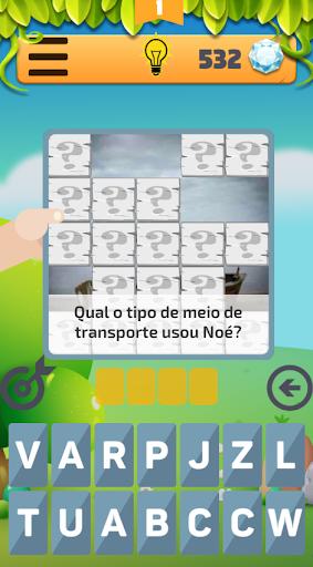 Jogo Bu00edblico Perguntas e Respostas Com Imagem  screenshots 5