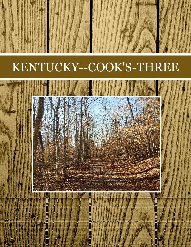 KENTUCKY--COOK'S-THREE