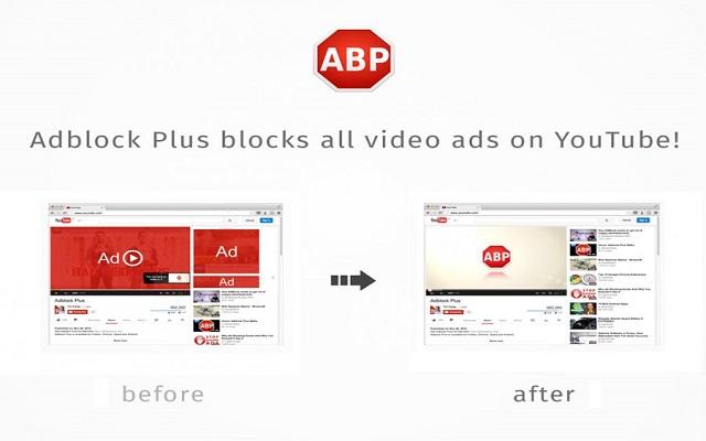 Adblock Plus Ultimate chrome extension
