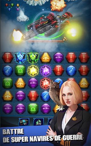 Code Triche Battleship & Puzzles: Warship Empire APK MOD (Astuce) screenshots 6