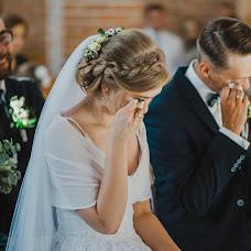 Wedding photographer Małgorzata Wojciechowska (wojciechowska). Photo of 11.06.2018