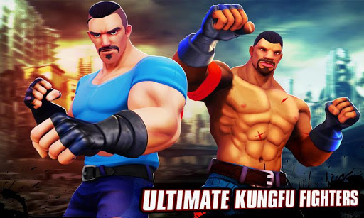 Kung Fu Fight Arena: Karate King Fighting Games modavailable screenshots 4