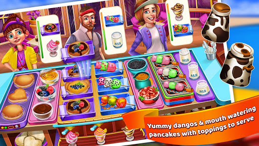 Cooking Fort - Chef Craze Restaurant Cooking Games screenshot 15