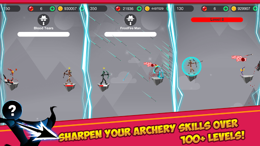 Stickman Epic Archer