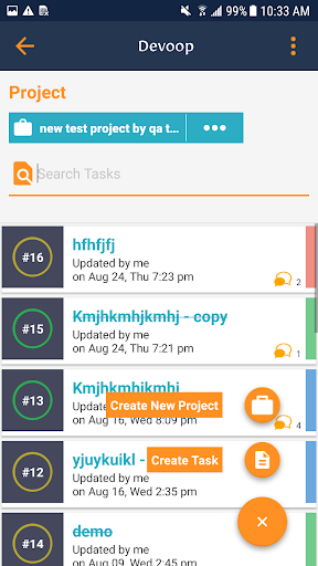 Orangescrum –Project Management Tool screenshot 5