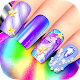 Rainbow Unicorn Nail Beauty Artist Salon (game)