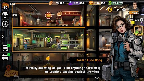 Hack Game Zero City: Zombie Shelter Survival apk free