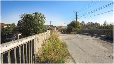 Photo: Pod si strada Panait Cerna si Miron Costin - peste Str. Funicularului si Paraul Sandulesti - 2017.07.18