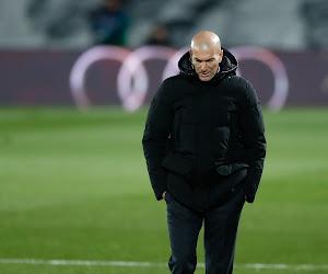 Le Real Madrid prend sa décision quant à l'avenir de Zinédine Zidane