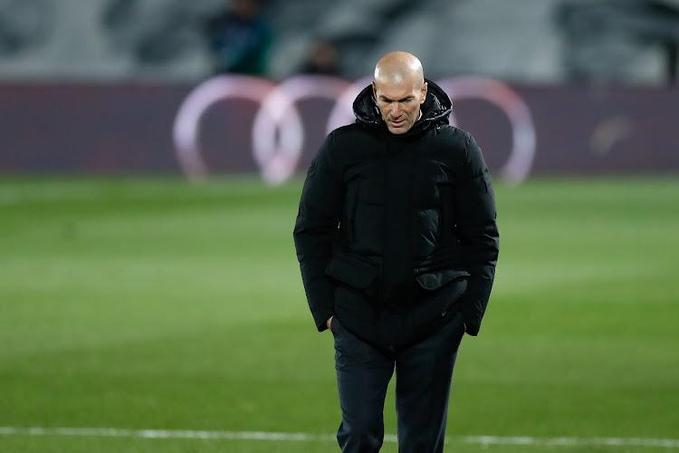Zinedine Zidane serait la priorité de la Juventus