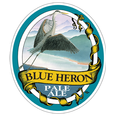 Logo of Mendocino Blue Heron Pale Ale