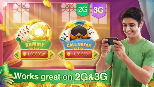 Rummy Plus - Callbreak Indian Online Card Game 2.487 screenshots 2