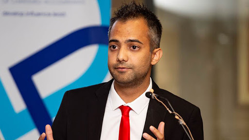 Husain Coovadia, senior lecturer at the UJ School of Accounting.