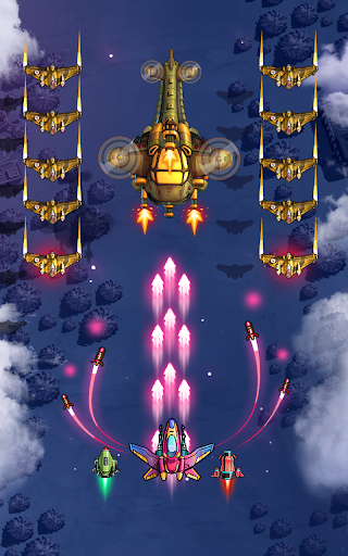 Strike Force - Arcade shooter - Shoot 'em up 1.5.4 screenshots 10