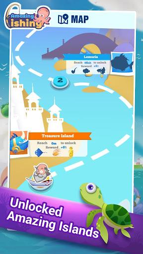 Cheat Amazing Fishing Mod Apk, Download Amazing Fishing Apk Mod 4