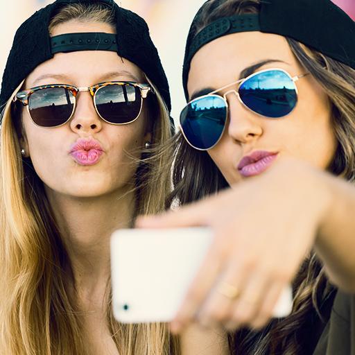 Selfie Camera : DSLR Effect