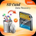 SD Card Data Recovery, Photo, Video Restore icon