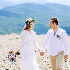 Bryllupsfotograf Anna Alekseenko (alekseenko). Bilde av 02.08.2015