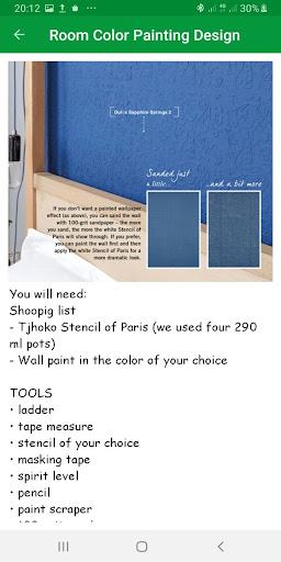 Room Color Painting Design screenshots 4