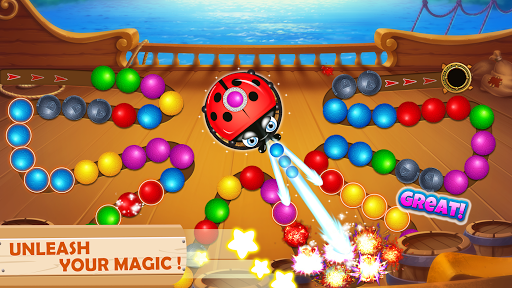 Zumba Mania - Marble Game 1.01.33 screenshots 4