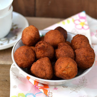 Brazil -- Acarajé (Black Eyed Peas Fritters - Vegetarian recipe)