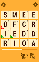 Screenshot of Diction: find words fast