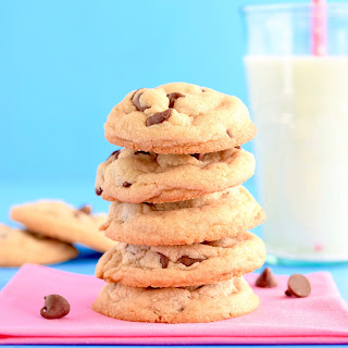 The Perfect Soft and Chewy Chocolate Chip Cookies.