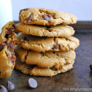 Peanut Butter Chocolate Chip Cookies No Flour Recipes
