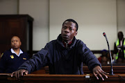 Mohammed Moela stands accused in the Joburg Magistrate's Court of murdering a pupil near Forest High last week.