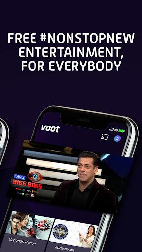Voot - Watch Colors, MTV Shows, Live News & more screenshot 1